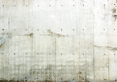 polished: Polished concrete walls long time ago.