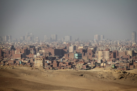 sweltering: A sweltering day in the deset, Cairo, Egypt