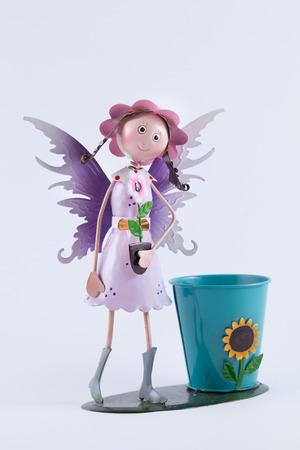 zinc: Zinc fairy dolls