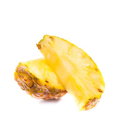 Pineapple isolated Stock Photo