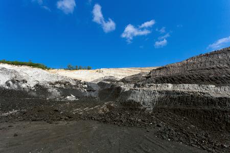 carbone: Miniera di carbone - Elettricità - Lignite Carbone - industria miniera di carbone in Thailandia