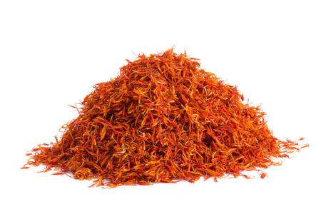 Dried sufflower herb.