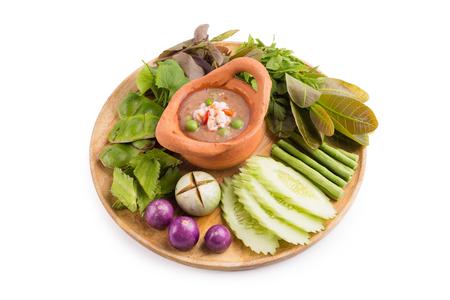 Shrimp paste the ingredients of