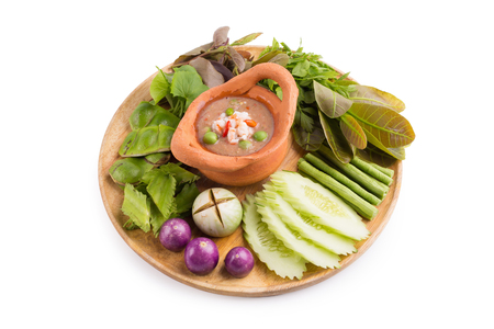 Shrimp paste the ingredients of
