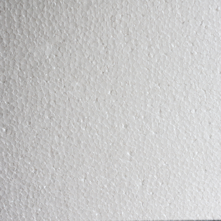 abstract texture of White Styrofoam texture background.