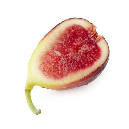 Fresh figs, Sweed figs isolated over white background