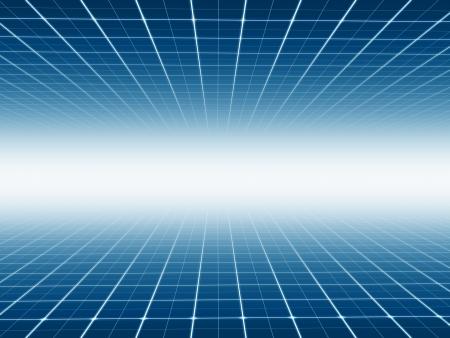 Abstract line  technology background  Standard-Bild