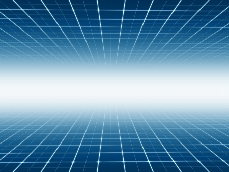 Abstract line  technology background  Stock Photo