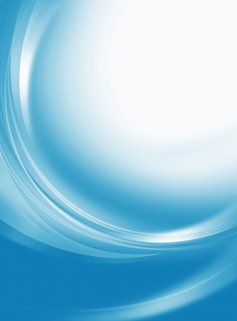 abstract blur blue in background Stock Photo - 18049038