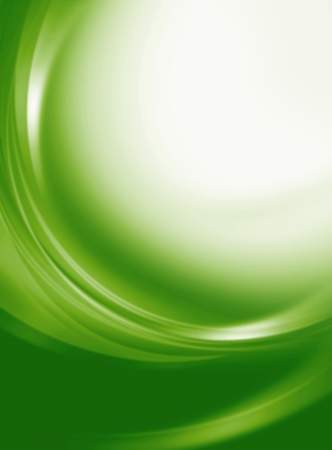 abstract blur green in background Stock Photo - 18049033