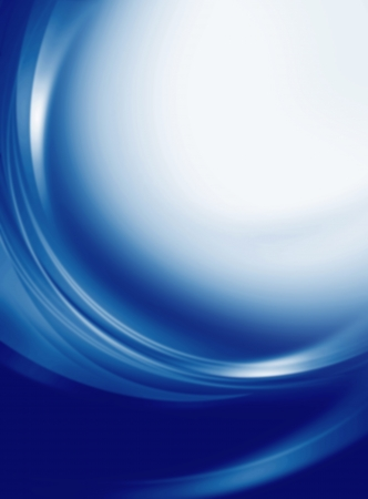 abstract blur blue in background Stock Photo - 18049041