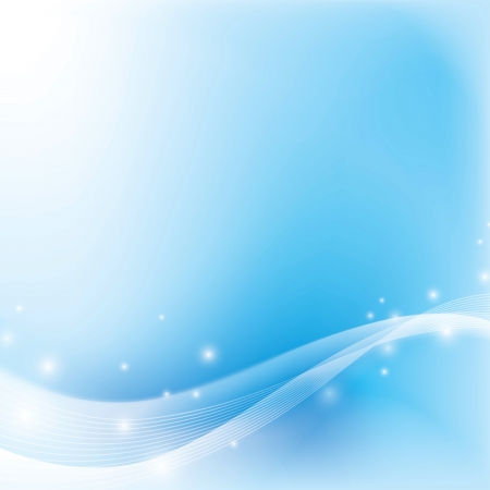 abstract light soft blue background Stock Photo - 19708848