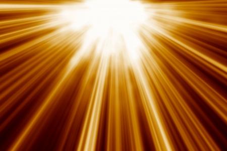 抽象的な光神の加速速度モーション