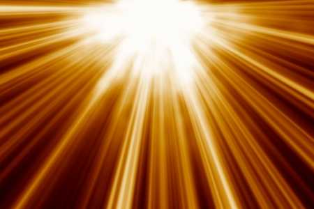 light burst: abstract light god acceleration speed motion