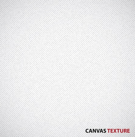 white canvas background texture Illustration