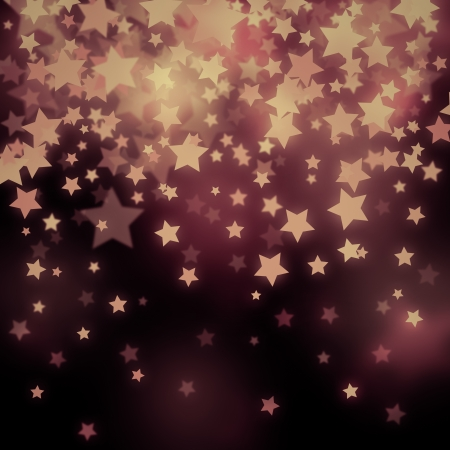 stars: Elegant Christmas background with stars
