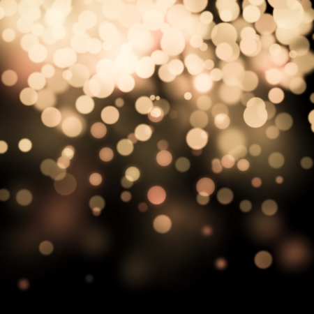 bokeh Festive background  Christmas and New Year photo