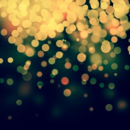 festive: Bokeh abstract festive Christmas background