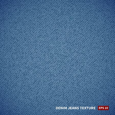 jeans texture: blue jean denim texture background Illustration
