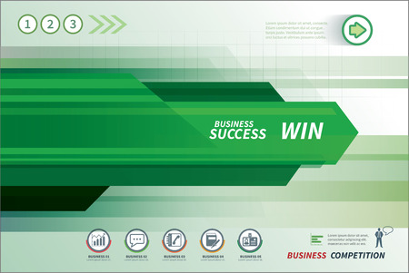 line speed business background