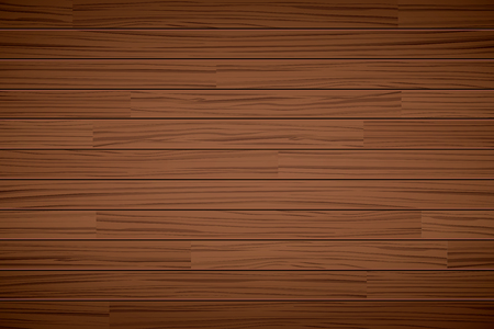 texture of wooden dark brown background Illustration