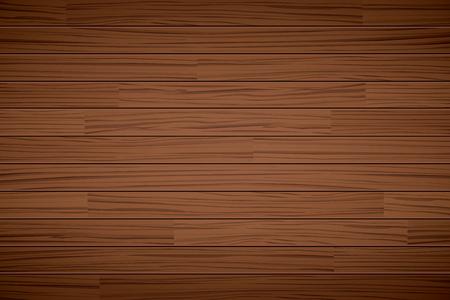 textuur van houten donkere bruine achtergrond Stock Illustratie