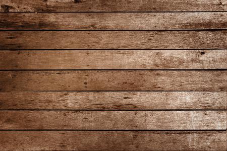textura: textura de madeira fundo do painel de idade Banco de Imagens