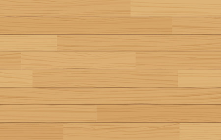 boarded: vector texture of wood brown background Illustration