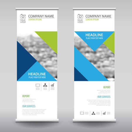 publication: roll up business brochure flyer banner design vertical template vector, cover presentation abstract geometric background, modern publication x-banner and flag-banner