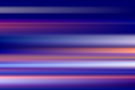 colorful vector abstract speed motion blur of night lights in the city long exposure background
