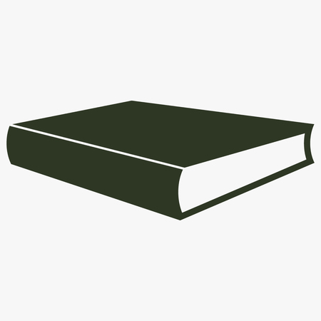 Book vector icon.