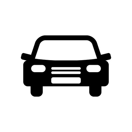 Car icon vector illustration. Banque d'images - 114801837