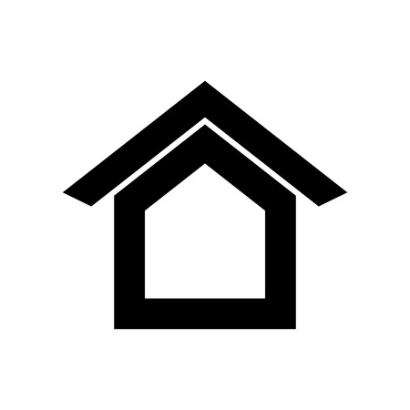 Home vector icon. Banque d'images - 114801844