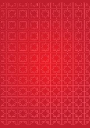 chi: chino, oriental, fondo, dise�o, rojo, ejemplo, asi�tico, tradicional, arte, chi Vectores