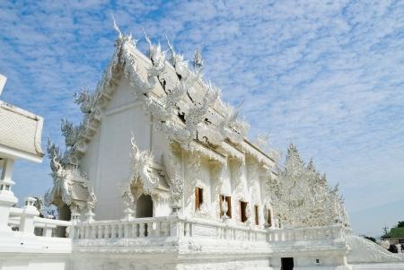 pavillion: Wat Rong Khun, Mueang Chiang Rai, Chiang Rai Province, Thailand