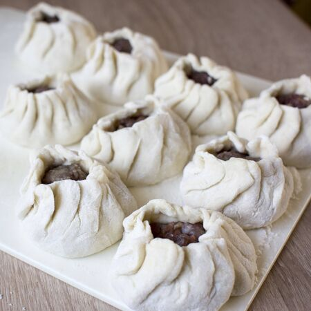 Manti also manty, mantu, or manta is a type of dumpling popular in most Turkic cuisines, as well as in the cuisines of the South Caucasus, Central Asia more broadly, Afghanistan, and Chinese Muslims.