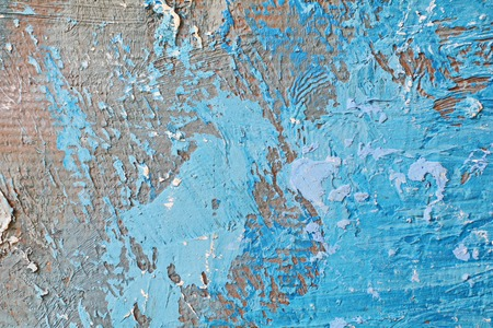 palette knife: Oil Painting closeup texture background with  blue gray white colors, vivid colorful, creative for interesting backgrounds