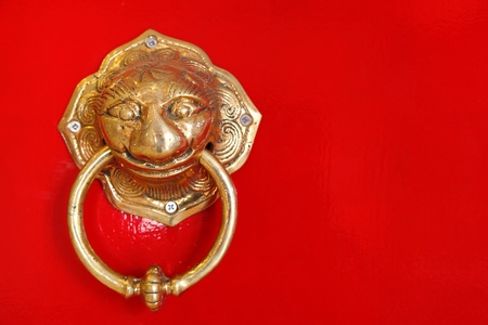 chaina door handle