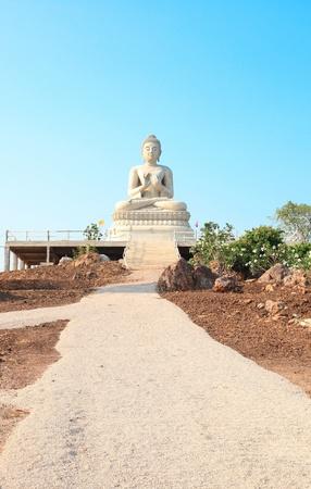 stone buddha: Stone buddha in Thailand