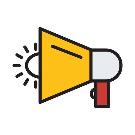 vector marketing icon