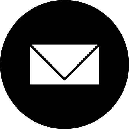 Vector Mail Icon Çizim
