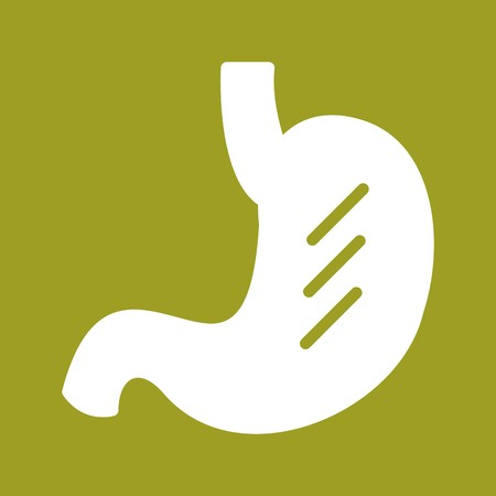 Vector Stomach Icon
