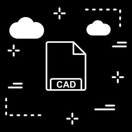 Vector CAD Icon