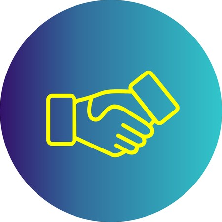 Vector Handshake Icon