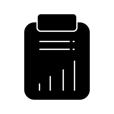 Vector Marketing Bar Icon