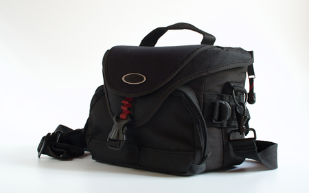 practical: Medium size black modern practical photo-bag