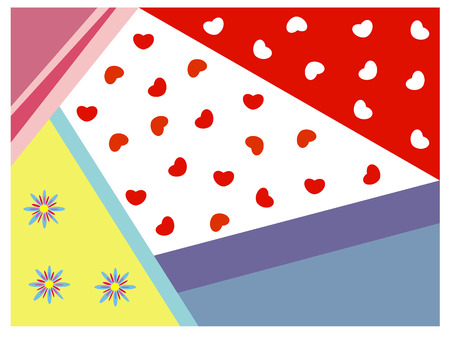 energizing: Energizing valentine background