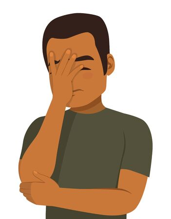 115 Facepalm Stock Illustrations, Cliparts And Royalty Free