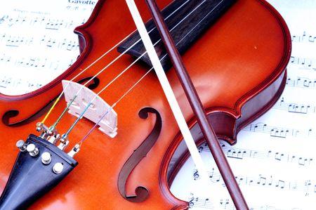 Violino Archivio Fotografico - 3378587