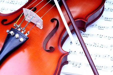 Violino Archivio Fotografico - 3378588